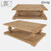 Coffee table LoftDesigne 6453 model