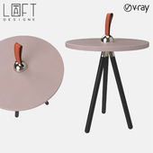 Coffee table LoftDesigne 6814 model