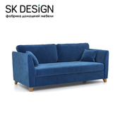 OM Double Sofa Wolsly MTR 136