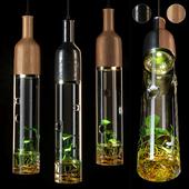 Nordic plant glass
