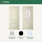"Factory of interior doors ""Terem"": model Rimini r"