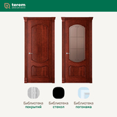"""Factory of interior doors """"Tower"""": model Milan 2 (Classic collection)"""