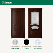 "Factory of interior doors ""Terem"": model Verona 6 (Classic collection)"