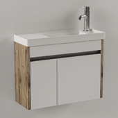 Slim Bathroom Cabinet 2