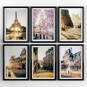 Постеры: Париж