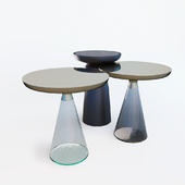 Thea and Accademia side tables