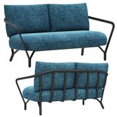 Roche Bobois ANGEL 2-seat sofa