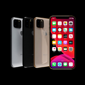 Apple iPhone 11 (Concept)