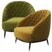 Hector armchair by Laskasas