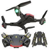 Quadcopter Visuo XS809S Battle Shark