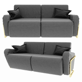 Sofa in the style of minimalism