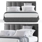 Кровать Koi от FLOU