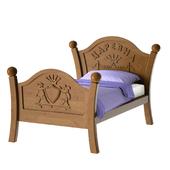 OM Кровать в детскую в стиле кантри
