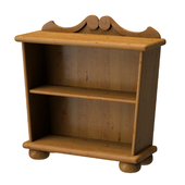 OM Shelving in the nursery in the style of country