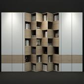 Combination cabinet 51