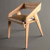 Hank Chair by Jory Brigham