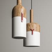 Nut ceiling pendant by kononenko