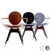 Overgaard & Dyrman Circle Dining Chair