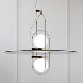 SSETAREH - Pendant Lamp FontanaArte