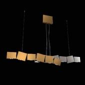 Terzani gaia pendant light 3d model