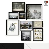 Gallery Frame Set 10