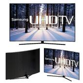 Samsung Curved UHDTV 4K High Definition