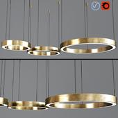 LED Ring Horizontal Pendant Lamp Replica