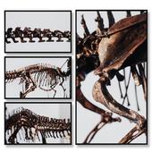 ORIENTO  Skeleton |set 32