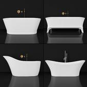Lusso stone baths
