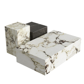 Plinth coffee table