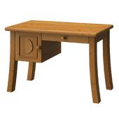OM Письменный стол в детскую комнату в стиле кантри. Вариант-2