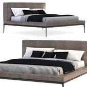 Jaan bed from walter knoll.