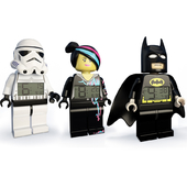 Child Alarm Clocks Lego