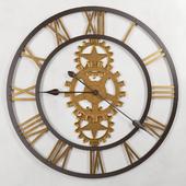 Часы Oversized Wall Crosby