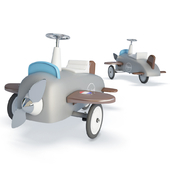 Pedal Airplane For Kids