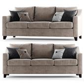 Cameron Slope ARM Upholstered Sofa