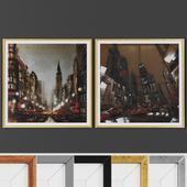 Picture frame set 00014-08