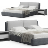 Mise Plus Bed by My home collection
