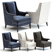 The Sofa & Chair Bishop Armchair