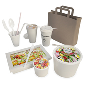 Salads and Packaging