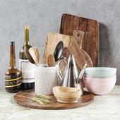 Kitchen Decorative set 03