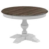 Dantone Home Dining table Oxford round folding