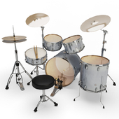 Acoustic Drum Set