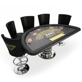 Blackjack Table Casino
