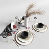 Набор сервировочной посуды