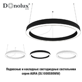 Suspended / Surface mounted LED lamp Donolux DL1000S90WW