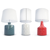 Graphic Table Lamps