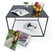 Coffee Table And Decoration