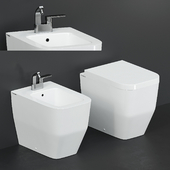 Flaminia Terra toilet and bidet