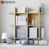Ikea Industriell Decorative Set